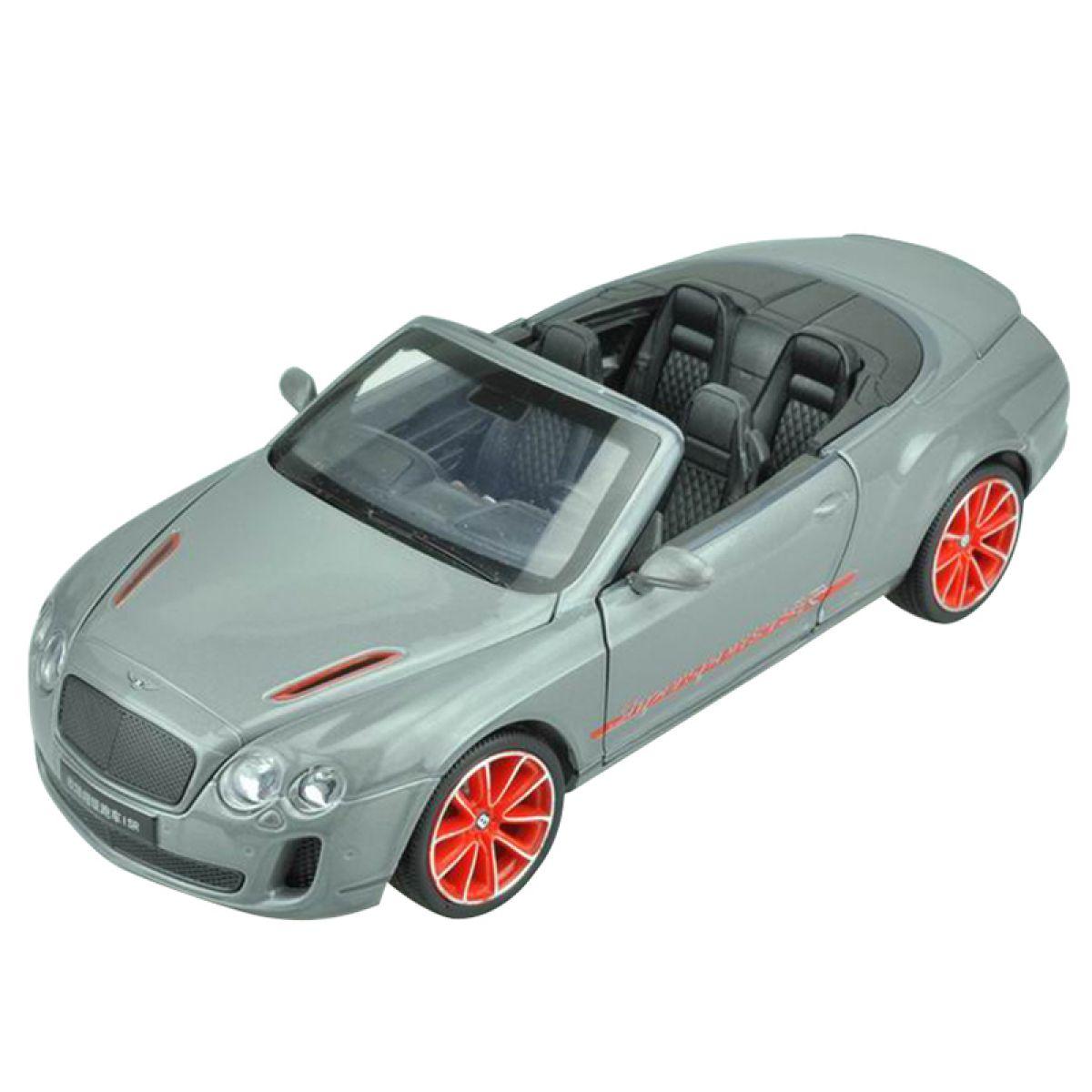 HM Studio kovový model Bentley Continental 1:24