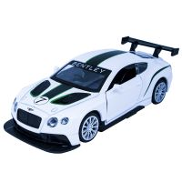 HM Studio kovový model Bentley Continental GT3 1:43