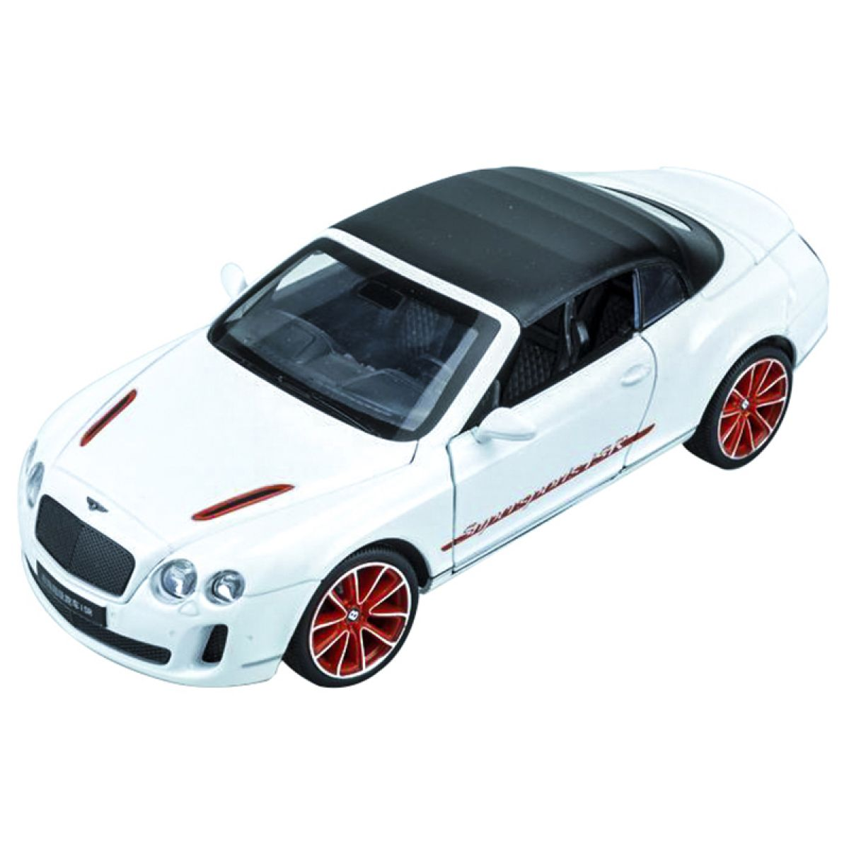 HM Studio kovový model Bentley Continental Supersports ISR 1:26