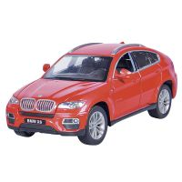 HM Studio kovový model BMW X6 1:26