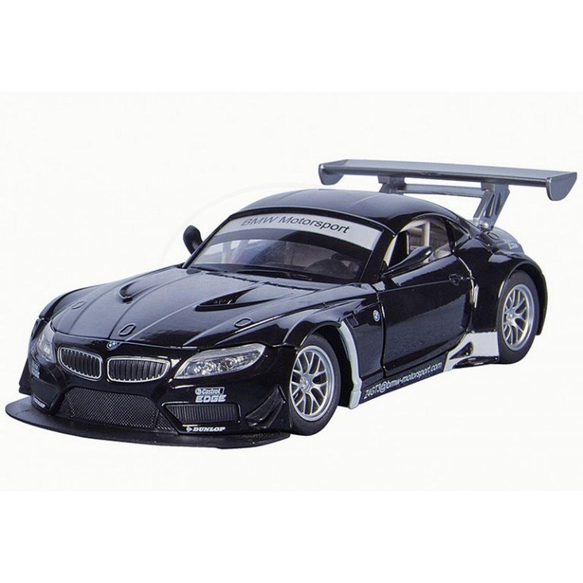 HM Studio kovový model BMW Z4 GT3 1:32 černý