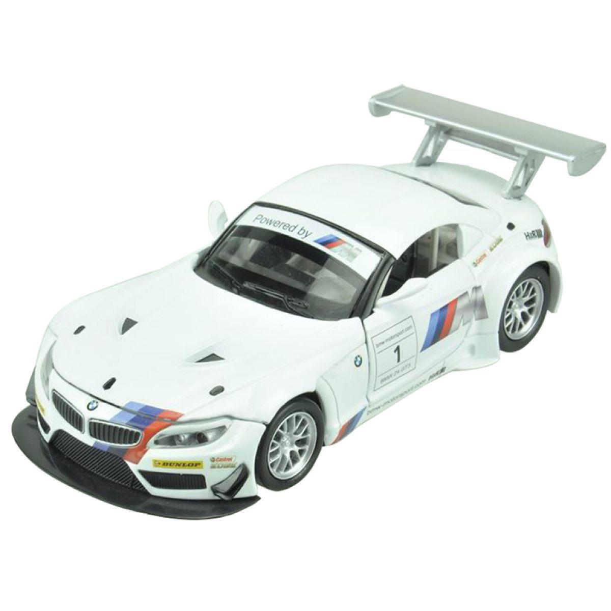 HM Studio kovový model BMW Z4 GT3 1:32