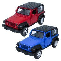 HM Studio kovový model Jeep Wrangler 1:42