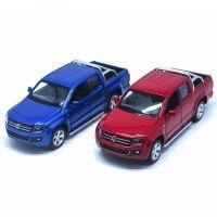 HM Studio kovový model Volkswagen Amarok 1:30 modrý