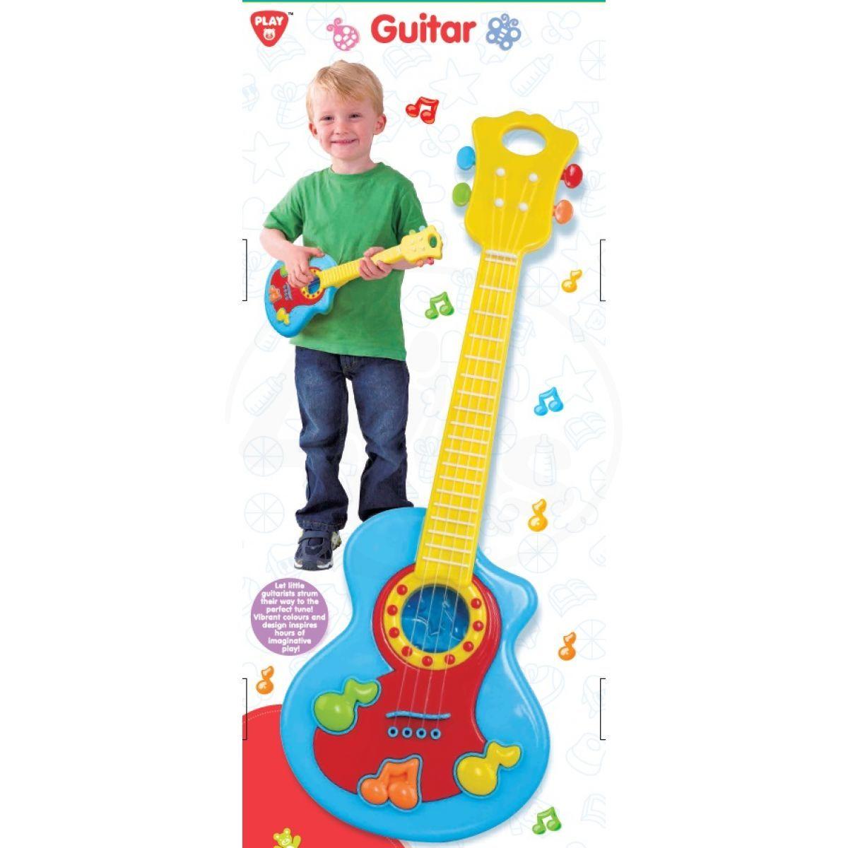 HM Studio Kytara pro malé kytaristy