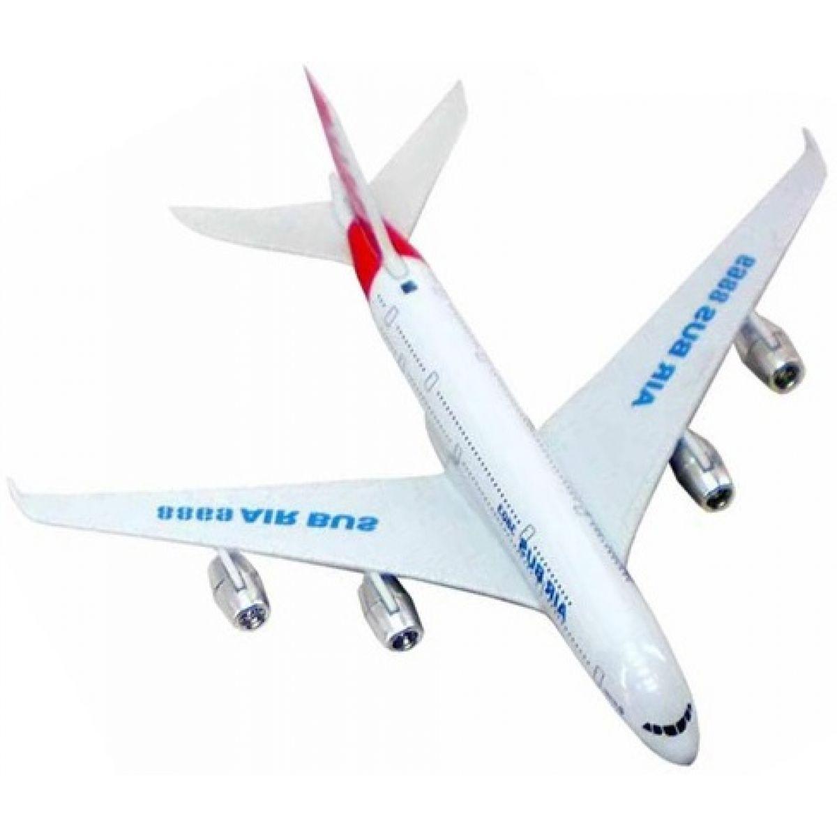 HM Studio Letadlo 1:400 AF-8869 červené