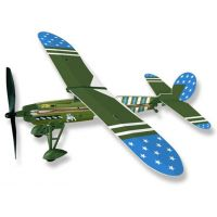 HM Studio Letadlo na gumu