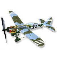 HM Studio Letadlo na gumu 33002 Spitfire
