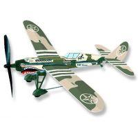 HM Studio Letadlo na gumu 33006 P-51