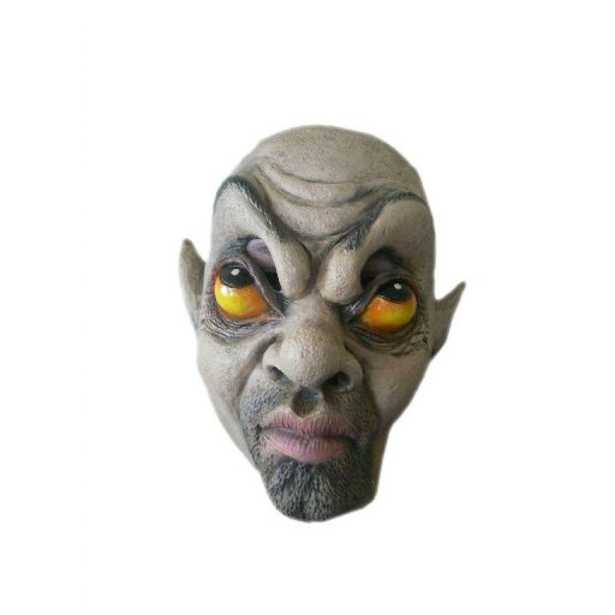 HM Studio Maska gumová mimozemšťan