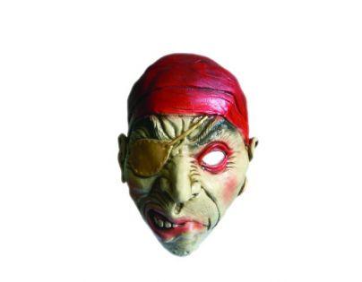HM Studio Maska gumová pirát