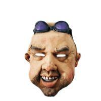 HM Studio Maska gumová s brýlemi