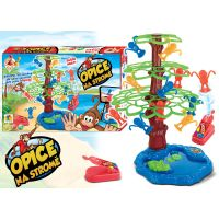 HM Studio 21B007-23A - Opice na stromě - hra pro nejmenší