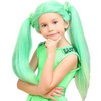 HM Studio Paruka Lollipopz zelená Ela
