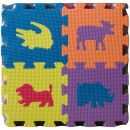 HM STUDIO 145050D10 - Pěnové puzzle zvířátka 15 x 15 cm (36 dílků) 2