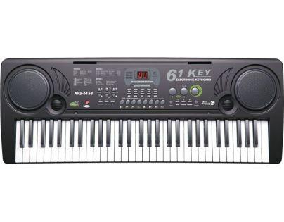 Hm Studio Piano 61 kláves s LED displejem