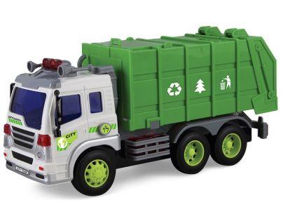 Hm Studio Popeláři Vozidlo na odvoz odpadu