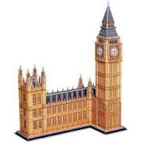 HM Studio Puzzle 3D Big Ben - 117 dílků