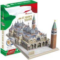 HM Studio Puzzle 3D Náměstí sv. Marka - 107 dílků