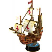 HM Studio Puzzle 3D Santa Maria 93 dílů