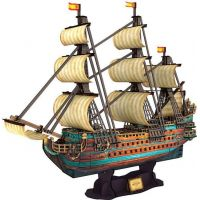 HM Studio Puzzle 3D The Spanish Armada San Felipe