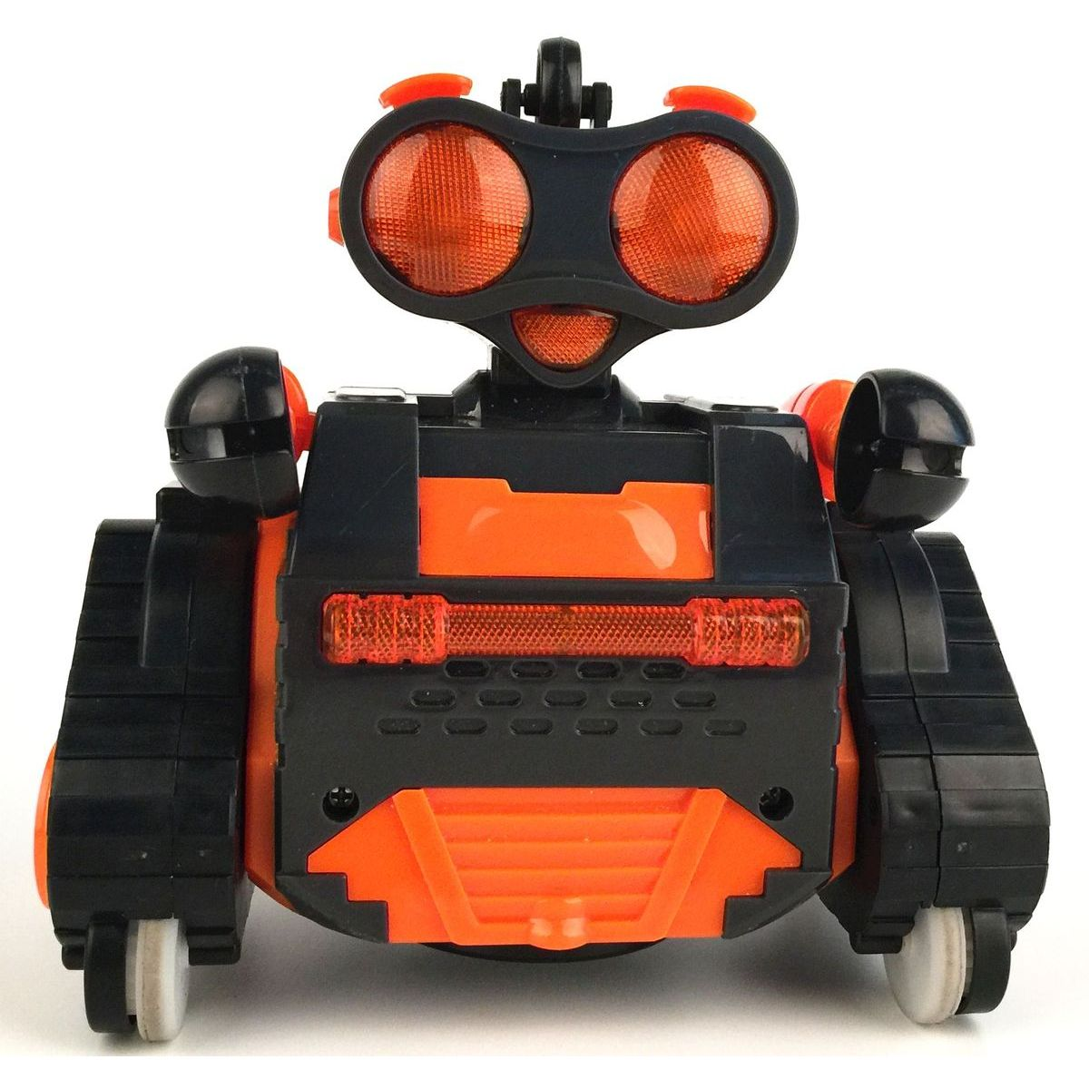 HM Studio RC Robot oranžovočerný
