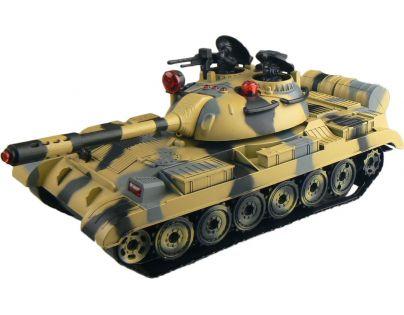 Hm Studio RC Vojenský tank 1:16 - Pouštní