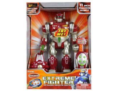 Hm Studio Robot Extreme Fighter - Červený
