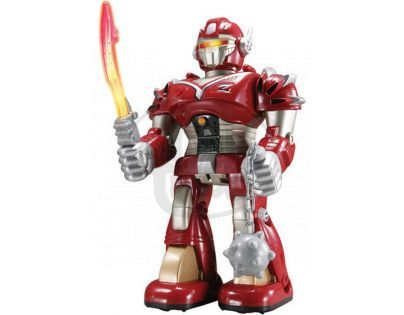 Hm Studio Robot Mighty Warrior - Červený