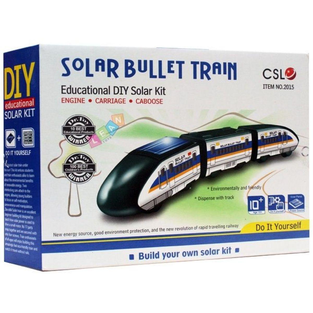 HM Studio Solární vlak