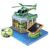 HM Studio Solární Vrtulník Greenex