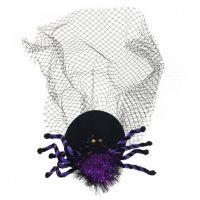 HM Studio Spona do vlasů pavouk se sítí