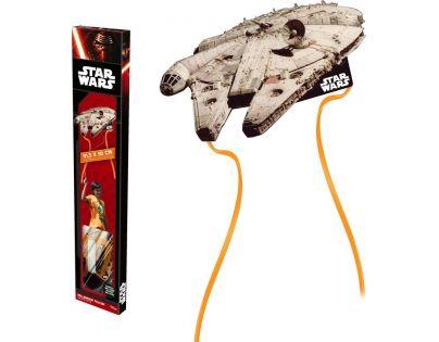 HM Studio Star Wars Létající drak Millennium Falcon - II.jakost