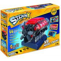 HM Studio Stemnex Motor V8 model 2