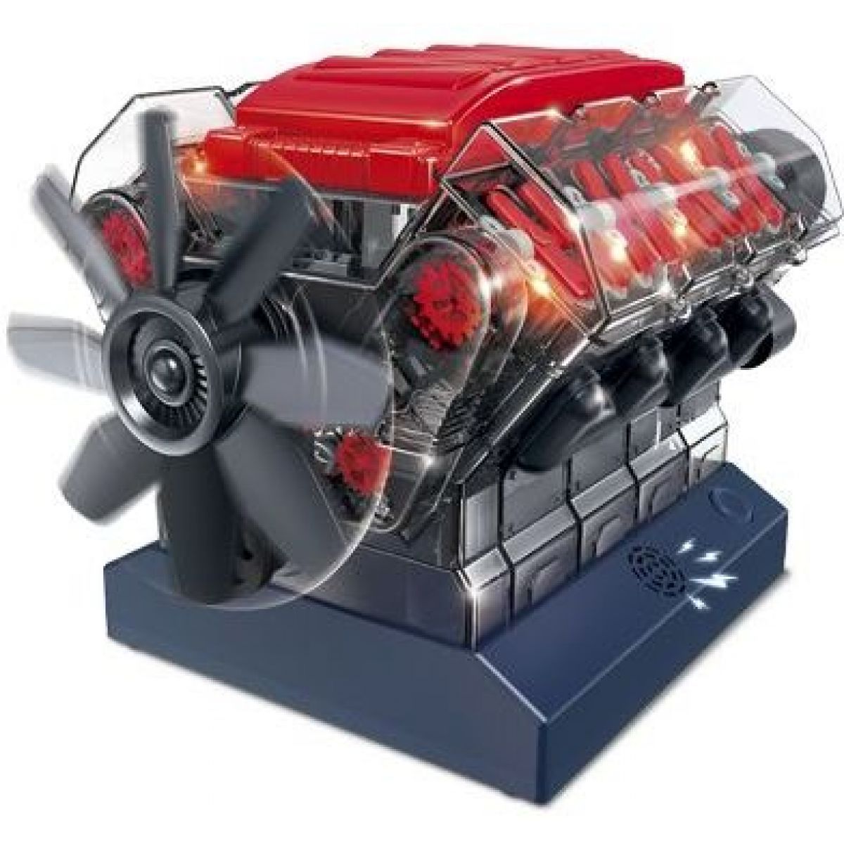 HM Studio Stemnex Motor V8 model