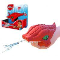 HM Studio Stříkací drak do vody červený