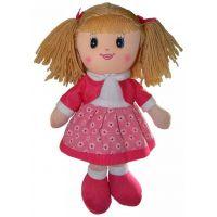 HM Studio Textilní panenka 30 cm