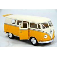 HM Studio VW Classical Bus Ivory Top 1962 žlutý 2