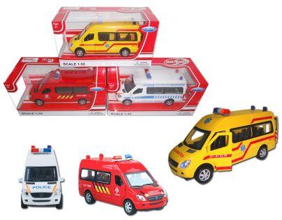 HM Studio Záchranářské auto 1:32
