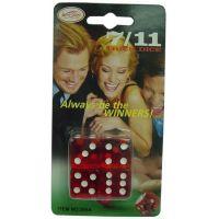 HM Studio Žertovný předmět hrací kostky 4 ks