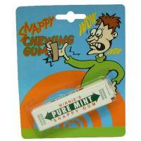 HM Studio Žertovný předmět žvýkačka pastička