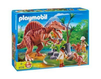 Playmobil 4174 - Hnízdo Spinosaura