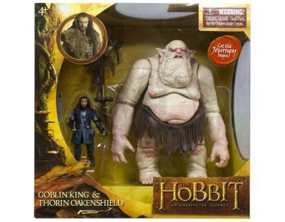 HOBIT figurka 10 cm Battle Pack 2