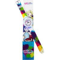 EP Line Hodinky Lollipopz s LED světlem barevný pásek