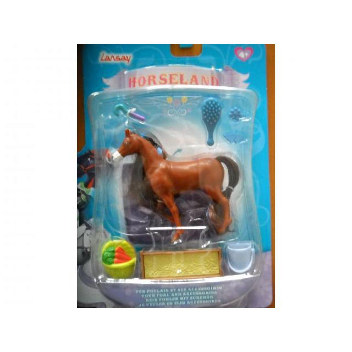 Horseland základní kůň s doplňky
