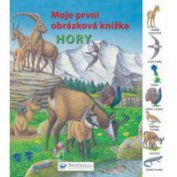 SVOJTKA Hory Moje první obrázková knížka