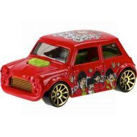 Hot Wheels Angličák the Beatles Morris Mini