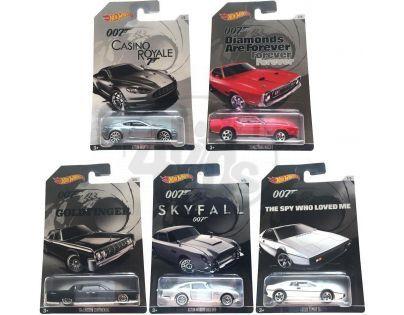Hot Wheels angličák James Bond 007 - 71 Mustang Mach 1