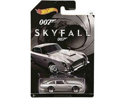 Hot Wheels angličák James Bond 007 - Aston Martin 1963