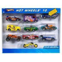Hot Wheels 54886 - Angličák 10ks
